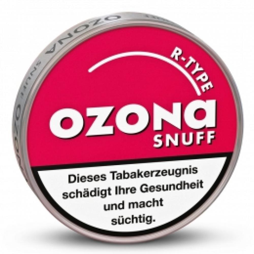 Ozona R-Type Schnupftabak